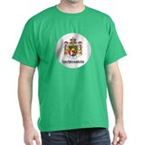 Liechtensteiner Coat of Arms T-Shirt