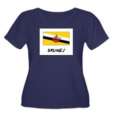 Brunei Flag T