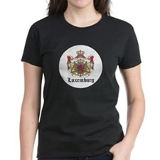 Luxembourger Coat of Arms Sea Tee