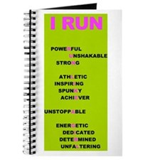 Run Like a Girl Journal