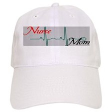 Nurse Mom Baseball Cap