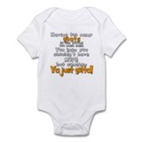 Goats and Cake Infant Bodysuit