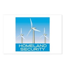 Wind Power America Postcards (Package of 8)