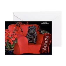 Cowboy Christmas Greeting Cards (Pk of 20)