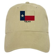 Texas Flag Baseball Cap