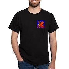 Wyvern Dragon Rock T-Shirt