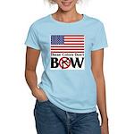 No Bow Women's Light T-Shirt