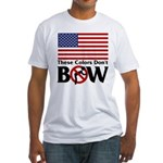 No Bow Fitted T-Shirt