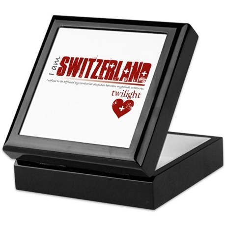 Twilight Switzerland Keepsake Box
