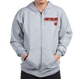 Twilight Switzerland Zip Hoodie