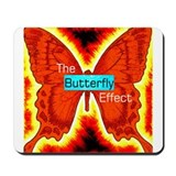Unique  butterfly effect Mousepad