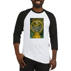 Shiva the Cosmic Dancer Baseball Jersey