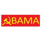 Obama Comunist Bumper Bumper Sticker