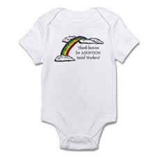 Thank Heaven ADOPTION Infant Bodysuit