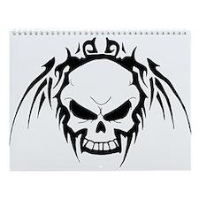 Skulls 2006 Wall Calendar