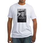 Heisenberg Natural Science Fitted T-Shirt
