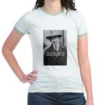 Heisenberg Natural Science Jr. Ringer T-Shirt