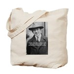 Heisenberg Natural Science Tote Bag