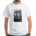 Heisenberg Natural Science White T-Shirt