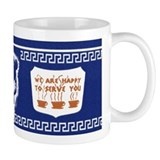 Take Out Coffee Small Mug