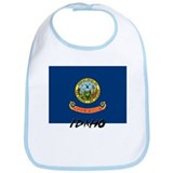 Idaho Flag Bib