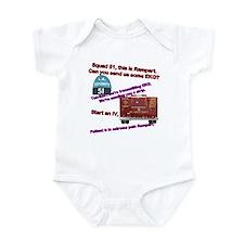 Squad 51 Rampart Infant Bodysuit