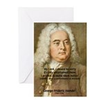 Handel's Messiah Greeting Cards (Pk of 10)