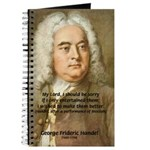 Handel's Messiah Journal