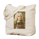 Handel's Messiah Tote Bag