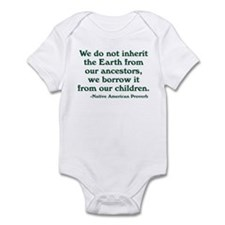 Inherit The Earth Infant Bodysuit