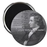 "Power of Dreams: Goethe 2.25"" Magnet (10 pack)"