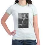 Power of Dreams: Goethe Jr. Ringer T-Shirt