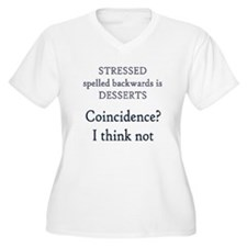 Stressed spelled backwards T-Shirt