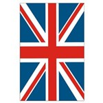 British Flag Large Poster