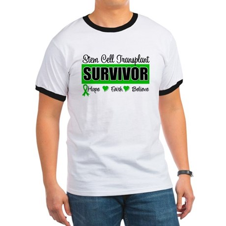 Stem Cell Transplant Survivor Ringer T