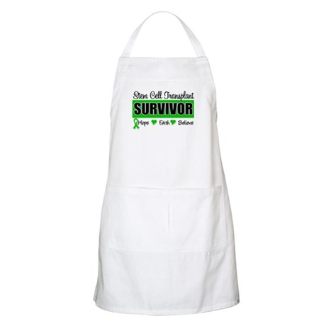 Stem Cell Transplant Survivor BBQ Apron