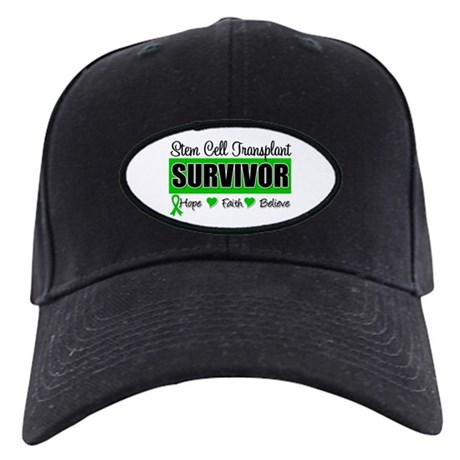 Stem Cell Transplant Survivor Black Cap