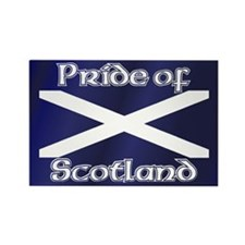 Scottish Pride Rectangle Magnet