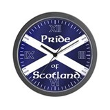 Scottish Pride Wall Clock