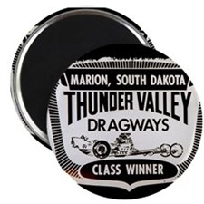 "Thunder Valley 2.25"" Magnet (10 pack)"