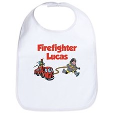 Firefighter Lucas Bib