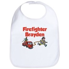 Firefighter Brayden Bib