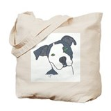 Brindle Tote Bag