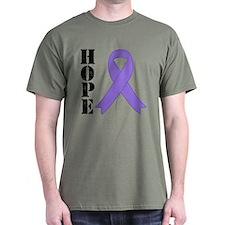 Hodgkin's Lymphoma Hope T-Shirt