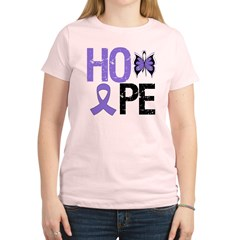 Hodgkin's Disease Hope Women's Light T-Shirt