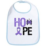 Hodgkin's Disease Hope Bib