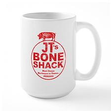 JT's Bone Shack BBQ Mug