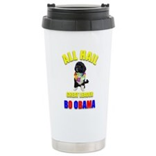 Bo Obama Ceramic Travel Mug