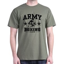 Army Boxing T-Shirt