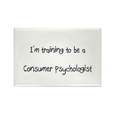 I'm training to be a Consumer Psychologist Rectang